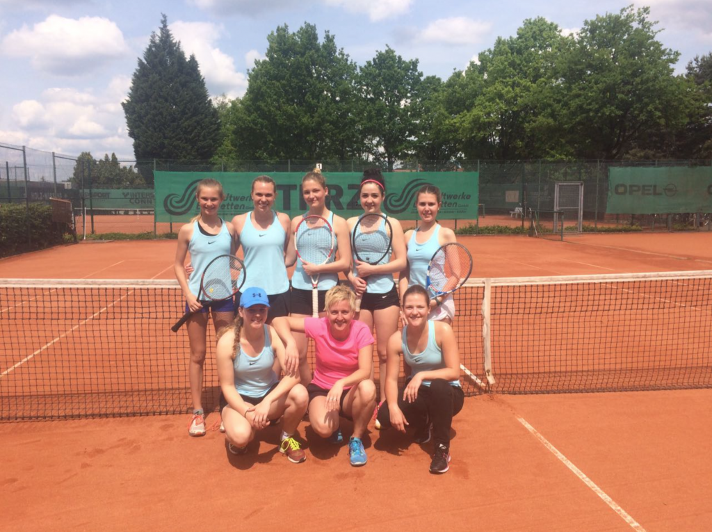 1. Damenmannschaft TC Neheim-Hüsten